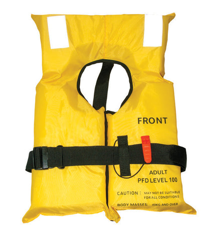 Menace Block Foam Life Jacket Adult