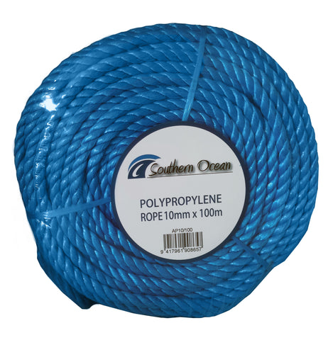 Anchor Warp Pack 10mm X 100m