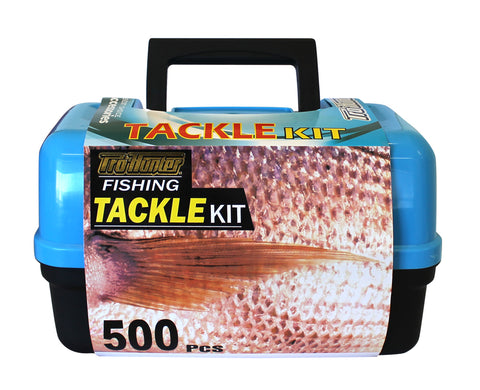 Pro Hunter 500 Piece Fishing Tackle Kit