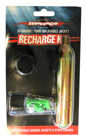 Menace Inflatable Recharge Kit
