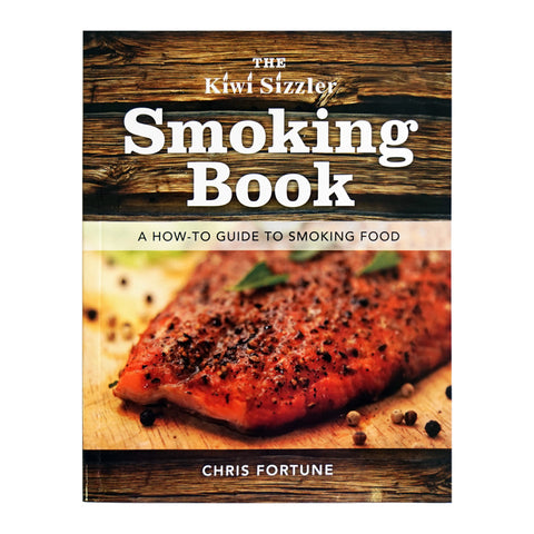 The Kiwi Sizzler Smoking Book