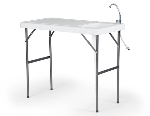 Fishtech Fillet Table with Faucet