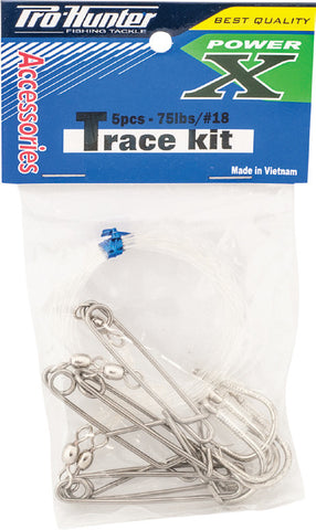Pro Hunter Long Line Trace Kit (5 per pack)