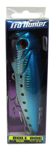Pro Hunter Bull Dog 150mm Popper Lazer Sardine