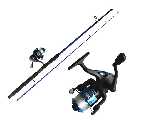 Fishtech 7ft 2Pce Spin Combo with 4000 Reel