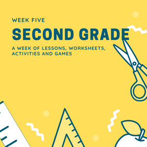 Second Grade Lesson Plan- Week 5