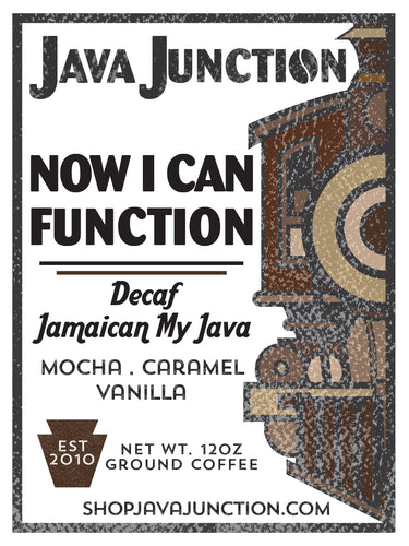 DECAF JAMAICAN MY JAVA