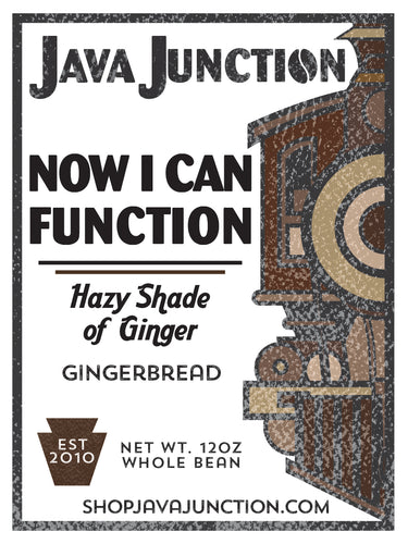 HAZY SHADE OF GINGER
