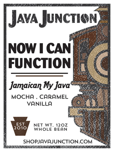 JAMAICAN MY JAVA