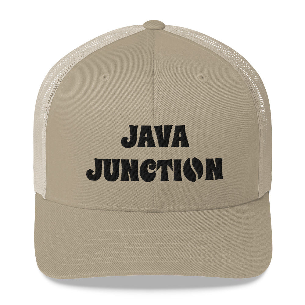 Java Junction Hat