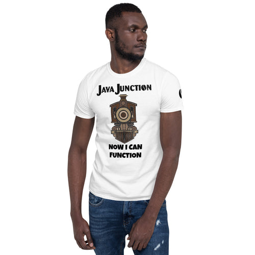 Java Junction Unisex T-Shirt