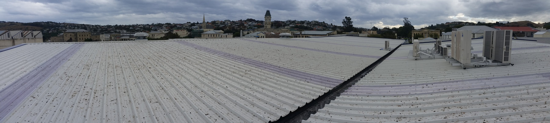 PlaceMakers Roof Oamaru