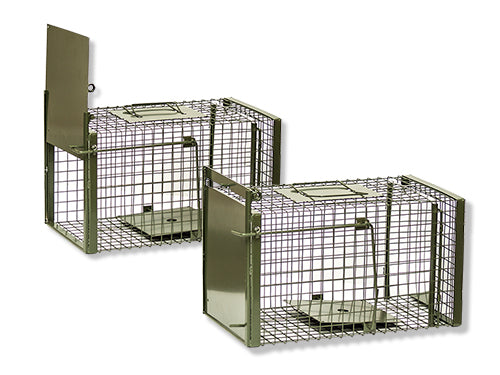New animal & bird traps