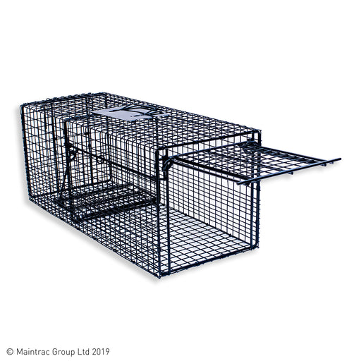 Professional Cage Trap Black