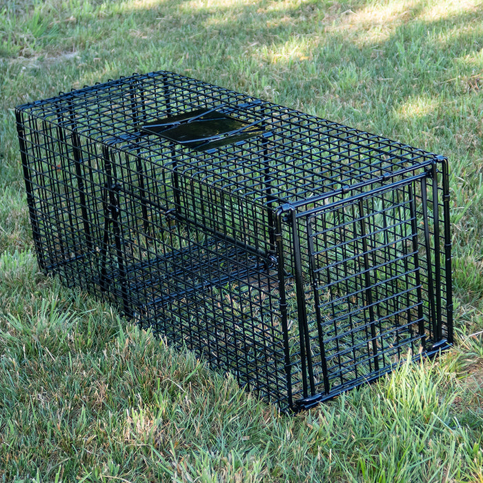 Professional Cage Trap Closed