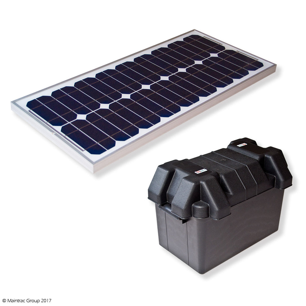 Solar Panel with Regulator