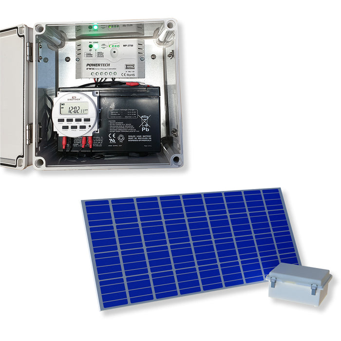 Birdzout Solar Package