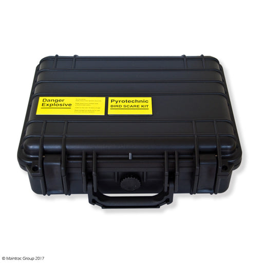 Pyrotechnics 6L Lockable Carry Case