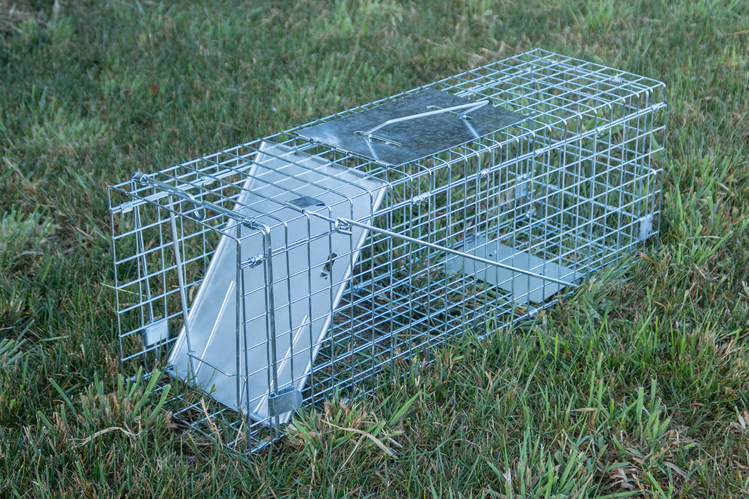 Small Cage Trap Closed