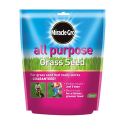 Miracle Gro All Purpose Grass Seed 900g