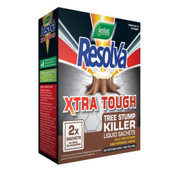 Resolva Xtra Tough Stump Killer 2x100ml - DeWaldens Garden Centre