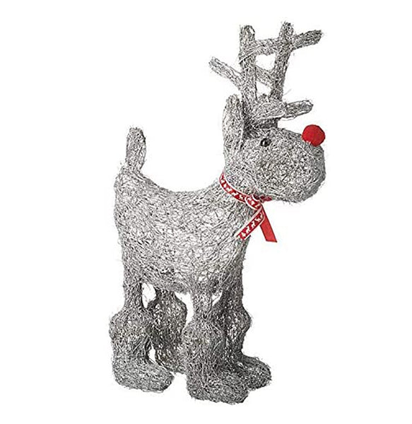 'Heaven Sends' Wicker Reindeer Small
