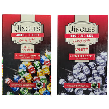 Jingles Multi Function LED Chasing Lights