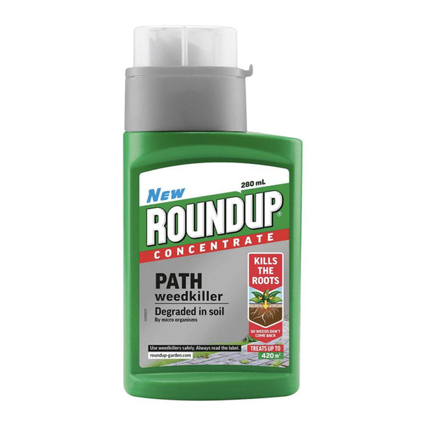 Roundup Path & Drive Concentrate 280ml - DeWaldens Garden Centre