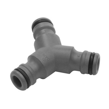 Gardena 3 Way Y-Coupling - DeWaldens Garden Centre