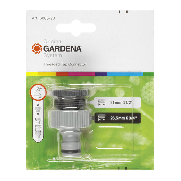 Gardena Threaded Tap Connector