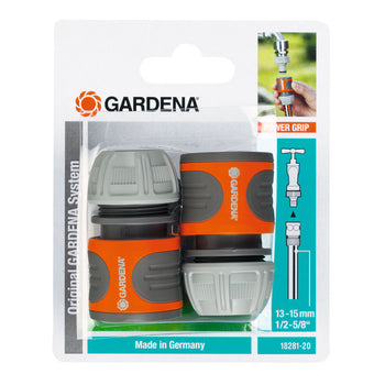 Gardena Hose Connector Set 13mm - DeWaldens Garden Centre