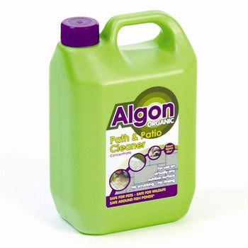 Algon Organic Path, Patio & Decking Cleaner Concentrate - 2.5L - DeWaldens Garden Centre