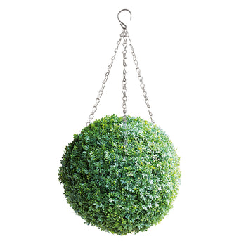 Gardman Artificial Herbaceous Topiary Ball - DeWaldens Garden Centre