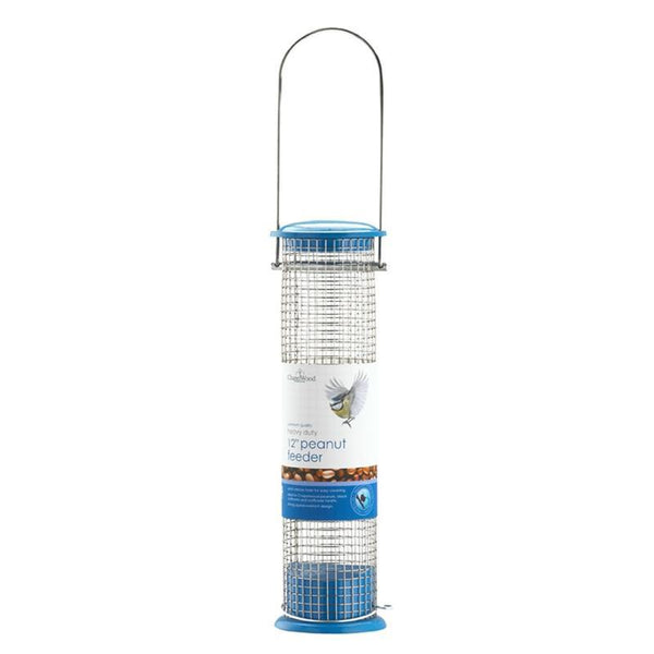 Chapelwood Heavy Duty Peanut Feeder Small - DeWaldens Garden Centre