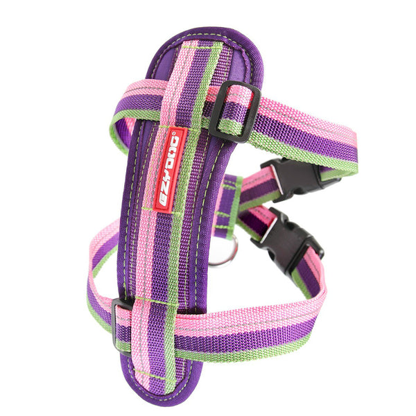 EzyDog Chest Plate Harness | Large | Bubblegum | DeWaldens Garden Centre