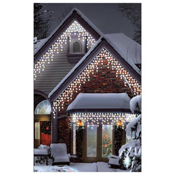 Snowtime LED Icicle Lights - DeWaldens Garden Centre