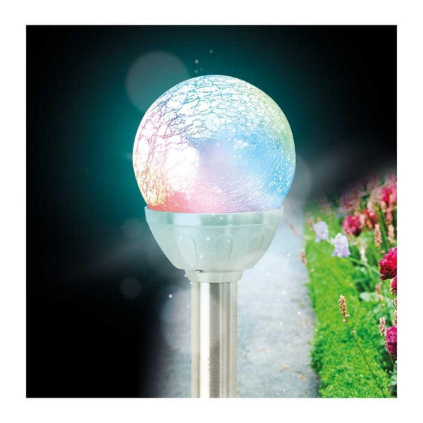 Cole & Bright Solar Mini Ice Orb 5 Pack - DeWaldens Garden Centre