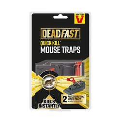 DeadFast Quick Kill Mouse Traps