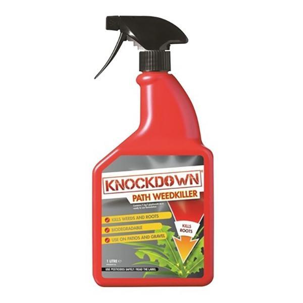 Doff Knockdown Systemic Weedkiller RTU 1L - DeWaldens Garden Centre