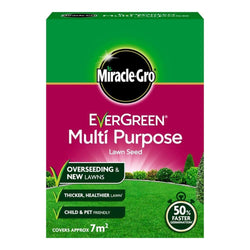 Miracle Gro Evergreen Multipurpose Lawn Seed - DeWaldens Garden Centre