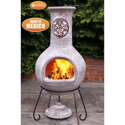 Gardeco Cruz XL Mexican Chiminea