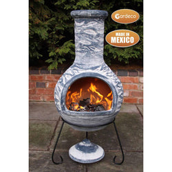 Gardeco Olas XL Mexican Chiminea