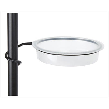 Gardman Bird Bath & Support Ring - DeWaldens Garden Centre