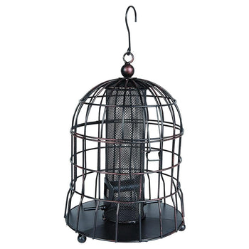 Gardman Decorative Squirrel Proof Peanut Feeder - DeWaldens Garden Centre