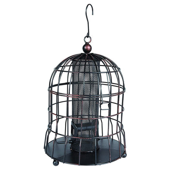 Gardman Decorative Squirrel Proof Seed Feeder - DeWaldens Garden Centre