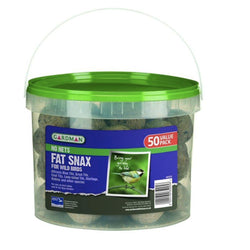 Gardman High Energy Fat Snax 50 Tub