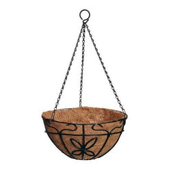 Gardman Flower Hanging Basket 35cm