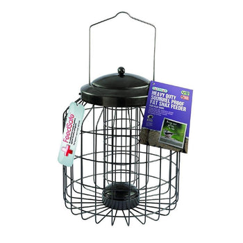Gardman Heavy Duty Squirrel Proof Fat Snax Feeder - DeWaldens Garden Centre