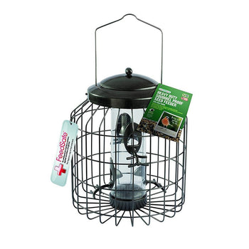 Gardman Heavy Duty Squirrel Proof Seed Feeder - DeWaldens Garden Centre