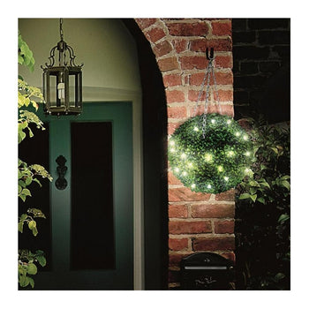 Gardman LED Topiary Ball 30cm / 20 LED - DeWaldens Garden Centre